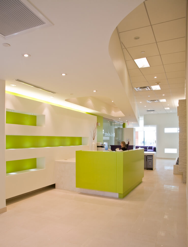 Modern Dermatology Clinic In Md Forma Design Inc Forma Design